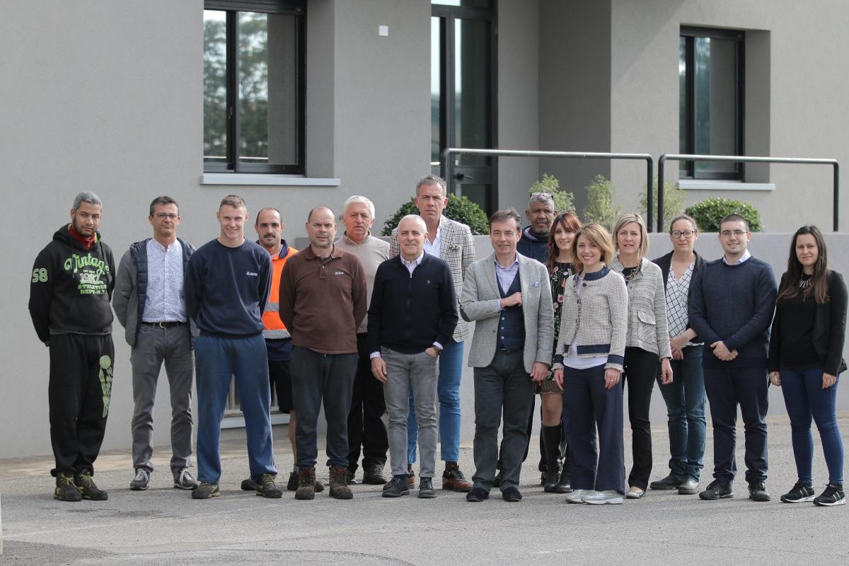 Commercio Tubi in Acciaio - Team Morandi Spa