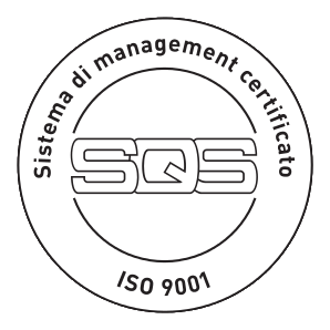 SQS Certificato ISO 9001