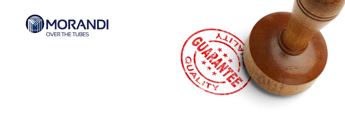 Morandi - Certificazioni Qualità